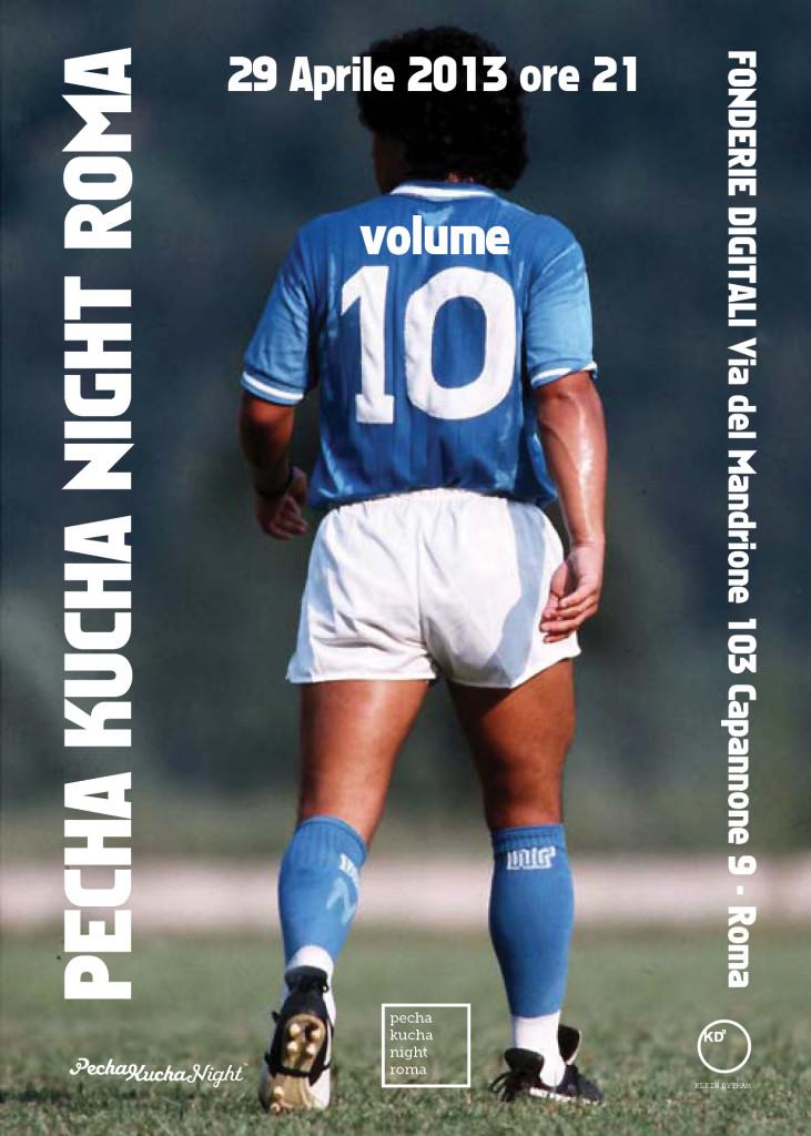 PKN ROMA vol 10_poster