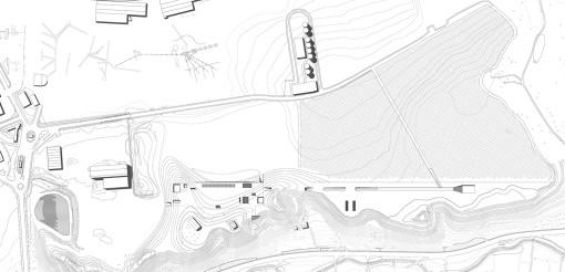 KAAN Architecten-PLANTA_3-site plan