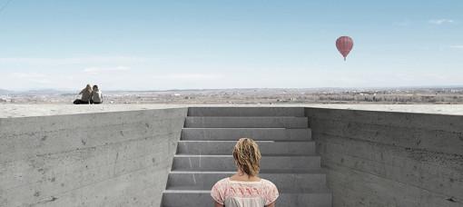 KAAN Architecten-PLANTA_4-roof view