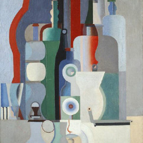 le_corbusier_charles_edouard_jeanneret_1922_nature_morte_verticale_vertical_still_life_oil_on_canvas_146-3_x_89-3_cm_kunstmuseum_basel