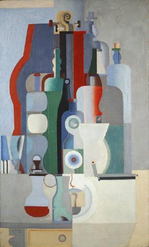 le_corbusier_charles_edouard_jeanneret_1922_nature_morte_verticale_vertical_still_life_oil_on_canvas_146-3_x_89-3_cm_kunstmuseum_basel